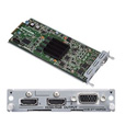 FOR-A 1 HDMI and 1 HDMI/VGA Output Card