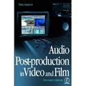 Audio Post-production in Video and Film Second Edition by Tim Amyes