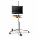 Bretford FPP72V200 Flat Panel Freestanding Cart