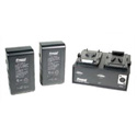 Frezzolini 93933 Lithium-Ion Power Package V mount (2) FLB-100V (1) FLC2V