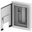 FSR OWB-X3-FM-PLT Outdoor Wall Box - Flush Mount - Internal Blank Plate