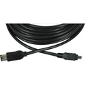 6-Pin To 4-Pin IEEE 1394 FireWire Cable 30 Foot