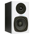 Fostex PM04C-WH 2-Way Studio Monitor with 4 Inch Woofer - White - Sold in Pairs