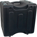 Gator G-PRO-6U-19 Rotationally Molded Rack Case - 6 Space