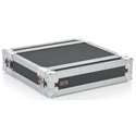 Gator G-TOUR EFX2 ATA Wood Flight Rack Case 2U 15 Inch Deep