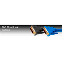 Gefen CAB-DVIC-DLN-30MM Dual Link DVI Copper Cable 30 Ft. (M-M) Black