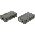 Gefen EXT-UHD600-1SC 4K 600 MHz 4K HDMI Extender over Multimode Fiber 660 Feet