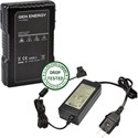 Gen Energy G-B100 98W Battery with Free G-C35P Charger
