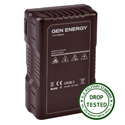 Gen Energy G-B100/160W 14V 11Ah 160Wh V-Mount Battery with D-Tap and USB