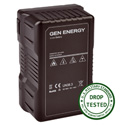 Gen Energy G-B100/290W 14V 20Ah 290Wh V-Mount Battery with D-Tap and USB