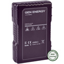 Gen Energy G-B100/98W 14V 6.8Ah 98Wh V-Mount Battery with D-Tap and USB