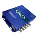 Gra-Vue MIO MVS-4HD Multiviewer Mini Box Quad HD/SD-SDI Multiviewer