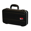 Gator GM-6-PE ATA Molded 6 Slot Microphone Briefcase