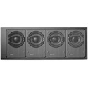 Genelec 7073APM 4 x 12 In. Active Subwoofer. Black Finish