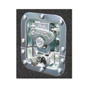 Grundorf LOC Optional Key Locking Recessed Catch Replaces Standard Recessed Catch on Carpet Series Cases