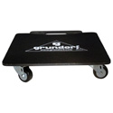 Grundorf SKMC 3in Dolly For Shock Mount Rack Case