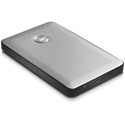 G-Tech 0G02874 G-DRIVE Mobile USB 3.0 1TB (7200 RPM) - Silver