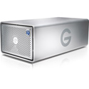 G-Tech 0G04085 G-RAID Removable Thunderbolt 2 USB 3.0 8000