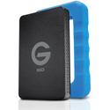 G-Tech 0G04755 G-DRIVE ev RaW SSD USB 3.0 Lightweight and Rugged Hard Drive - 500GB