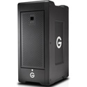 G-Tech 0G05864 G-SPEED Shuttle XL with RAID Thunderbolt 3 and 8-Bay Storage Enterprise Class HDD - 80TB - Black
