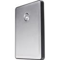 G-Tech 0G06071 G-DRIVE USB 3.0 Portable Hard Drive - 1TB - Aluminum Finish