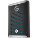 G-Tech 0G10311 G-DRIVE Mobile Pro Thunderbolt 3 SSD PCIe Solid State Drive - 1TB up to 2800MB/s - Black
