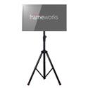 Gator GFW-AV-LCD-1 Frameworks Standard Adjustable Tripod LCD/LED Stand