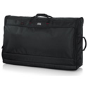 Gator G-MIXERBAG-3621 Padded Nylon Carry Bag for Large Format Mixers - 36 In x 21 In x 8 In
