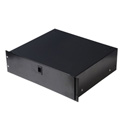 Gator GRW-DRWDF3 Gator Rackworks Rack Drawer; 14.2 Inch Deep; Lockable; Diced Foam Interior - 3U