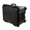 Gator GU-2217-13-WPNF Black Injection Molded Case with Pullout Handle and Inline