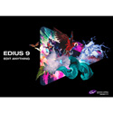 Grass Valley 60728 EDIUS PRO 9 BOX Edius Video Editing Software