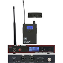 Galaxy Audio AS-1100 Wireless Personal Monitor 120 Selectable Channels Code N: 518-542 MHZ w/ EB4 Ear Buds