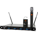 Galaxy DHXR4 4 Channel Wireless Receiver System