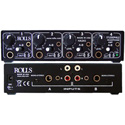 Rolls HA243 4 Channel Studiophile Headphone Amp