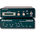Multidyne HD-3500-TRX-ST 3G HDSDI Over Fiber Optic Converter - Rx