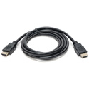 Connectronics HDMI-20-02 18G High Speed Ethernet 4K/60Hz 4:4:4 Male to Male HDMI 2.0 Cable - 2 Meter