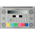 Accu-Chart 16:9 HDTV High Definition Engineers Test Chart