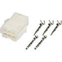 Camplex HF-BP3-KIT 6-Pin BP3 AMP Kit - Body Pins and Sockets