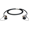 Camplex LEMO FUW-PUW Indoor Studio SMPTE Fiber Camera Cable - 6 Foot