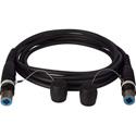 Camplex opticalCON QUAD Singlemode X-TREME Tactical Fiber Cable 1000 Foot