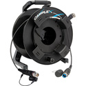 Camplex opticalCON DUO to LEMO FUW SMPTE 311 SM Fiber Optic Reel 100 Foot