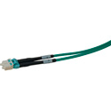 Camplex 2-Channel LC-LC OM3 Multimode Plenum Fiber Optic Cable 100 Foot Cables