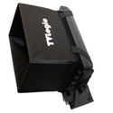 Hoodman TL74 7 Inch Monitor Hood for Red Camera