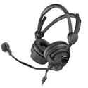 Sennheiser HMD 26-II-600-X3K1 Broadcast Headset - 600 Ohm Impedance