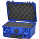 HPRC 2100F Hard Case with Cubed Foam - Blue