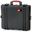 HPRC 2700F Black Hard Case w/Cubed Foam
