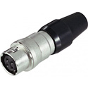 HIROSE HR10A-7J-4S-73 4 Pin Female Socket Push Pull Connector with 7mm male shell solder type