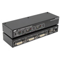 Hall Research DVS-2A DVI AV Switcher (2 Port)