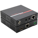 Hall Research HBX-R HDMI Video Extender With Ultra-HD AV IR RS232 and Ethernet (Receiver)