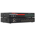 Hall Research UHBX-6S HDMI on HDBaseT 1x6 Splitter Extender